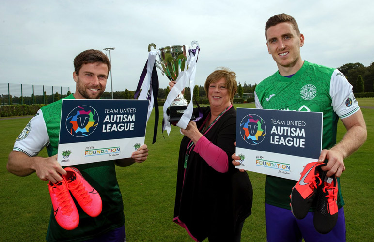 HSF supporting Scottish Autism League